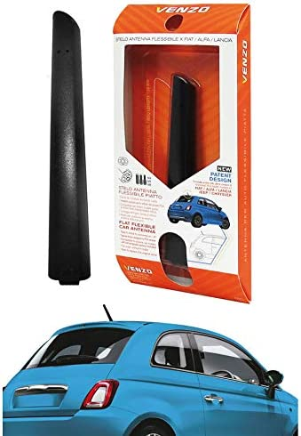 Venzo 1491299 Antenne Schwarz Auto