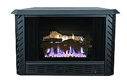 Ashley Agvf340n Vent-free Natural Gas Firebox, 34000 Btu