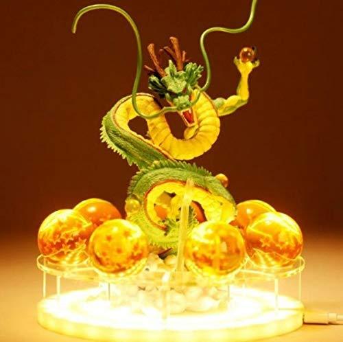 ドラゴンボール 神龍 シェンロン フィギュア CREATOR × CREATOR LED アクリル スタンド 照明 ライト USBケーブル ドラゴンボール B07K7ZZYQ4