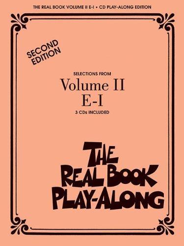 Ebook The Real Book Play-Along - Volume II: E-I 3-CD Set E.P.U.B