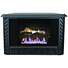 Ashley AGVF340N Vent-Free Natural Gas Firebox, 34000 BTU