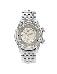 Oris Artelier Automatic-self-Wind Male Watch 01 908 7607 4051-Set-M (Certified Pre-Owned)
