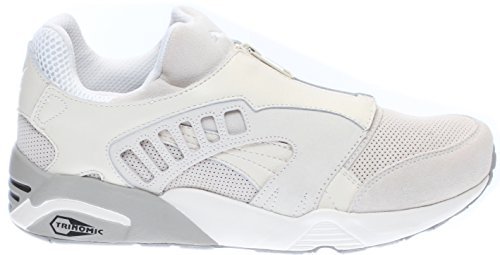 PUMA Disc Zip French Mens in Whisper White/Drizzle by Whisper White/Drizzle dJ96fQng