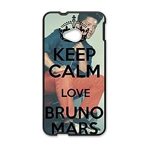 Bruno Mars Black htc m7 case