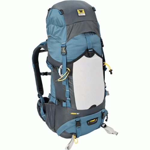 Mountainsmith Lookout 45 Recylced All Terrain Backpack, Largeotus Blue, Outdoor Stuffs