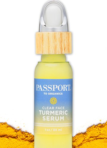 (Clear Face Turmeric Serum - Paraben Free!)