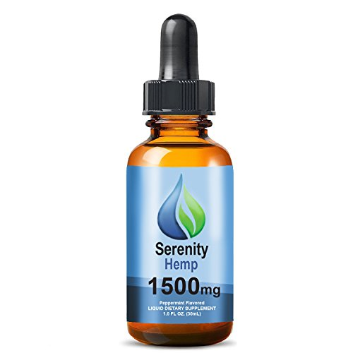 Serenity Hemp 99% Pure Hemp Oil