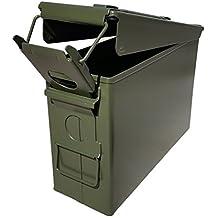 30 Cal M19A1 Mil-Spec Empty Ammunition Storage Container NO STENCILS / BLANK