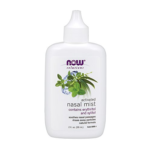 NOW Activated Nasal Mist,2-Ounces