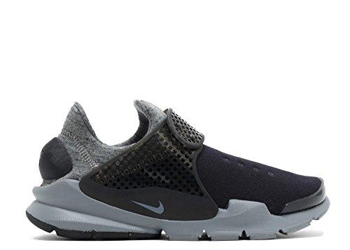 Nike Sock Dart Tech Fleece Svart / Svart / Sval Grå