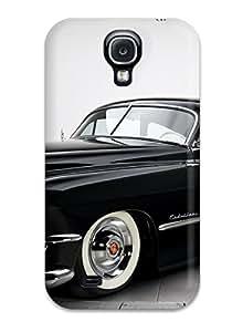 Best 4587751K81543193 New Tpu Hard Case Premium Galaxy S4 Skin Case Cover(cadillac)
