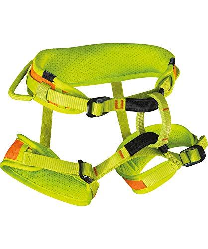 Edelrid Climbing Harness - EDELRID - Finn II Children's Climbing Harness, Oasis/Sahara, X-Small