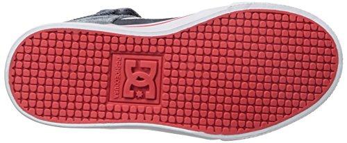 DC - Jungen Spartan High-Se-Schuh, EUR: 32.5, Destroy Indigo