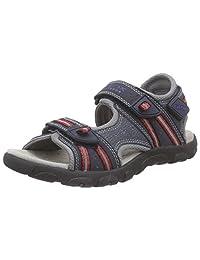 Geox Kids J S.Strada A Open Toe Sandals