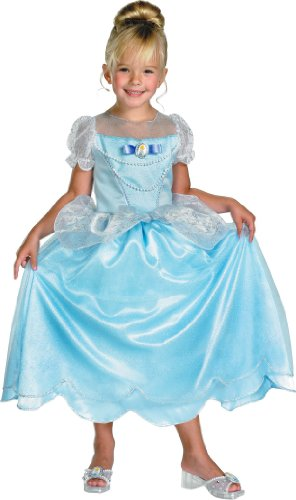 Lets Party By Disguise Inc Disney Cinderella Classic Child Costume / Blue - Size Medium (7-8)