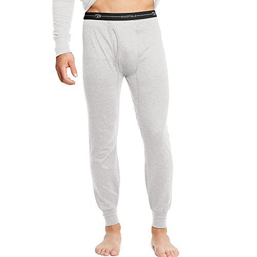 Duofold Men's Mid Weight Wicking Thermal Pant, Winter White, Small (Thermal Underwear White compare prices)