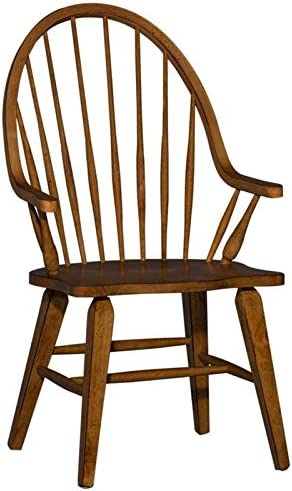 Liberty Furniture Hearthstone Windsor Back Dining Arm Chair