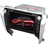 For Toyota 2012 Camry & Aurion (in Australia) 8 Inch HD Touchscreen DVD Player Indash Car Radio A/V Receiver with GPS Navigation system (Original Factory Pannel Design,Free Map)