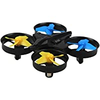 Vanvler Professional H36 Mini Drone 2.4Ghz 4CH 6-Axis GYRO RC Quadcopter Headless LED 360° Flip