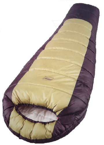 Coleman Grey Fox Mummy Sleeping Bag, Outdoor Stuffs