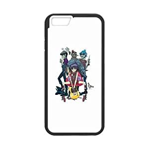 Gorillaz Band Characters iPhone 6 Plus 5.5 Inch Cell Phone Case Black Protect your phone BVS_792701