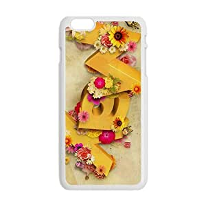 May With Flowers And Butterfly Creative Cell Phone Case For Iphone 6 Plaus wangjiang maoyi
