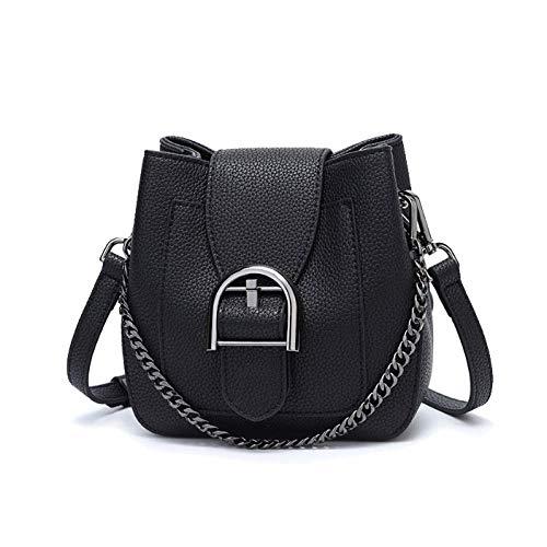 onesize Hombro Moda Bolso Mujeres Laidaye black Moda Señora La Black Las Para Bolsos Los Simple De HzHxFR6w