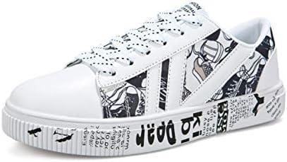 派手 メンズ スニーカー シューズ 柄 あり ロゴ ローカット カジュアル フラット ソール 柄物 靴