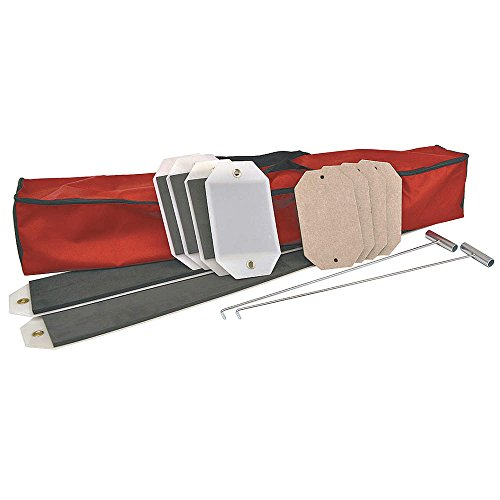 Surface Sled Kit, 63 in.L, Red ()
