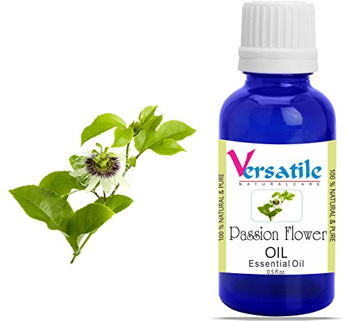 Passion Flower Oil Essential Oils 100% Pure Natural Aromatherapy 3ML-1000ML - Passion Flower Scent Oil