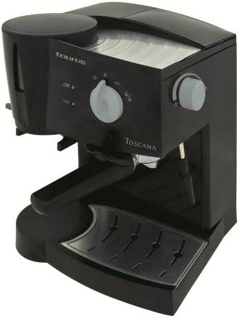 Taurus Toscana 920.421 - Máquina de café: Amazon.es: Hogar