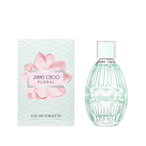 JIMMY CHOO Floral Eau de Toilette Spray, Fruity Musky, 2.0 fl. oz.