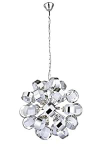 Anderson Different European Style Chandeliers Voltage 100-240V (White Chrome)