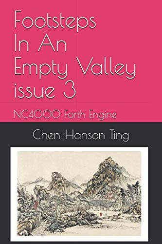 Footsteps In An Empty Valley issue 3 by Independently published