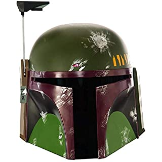 Rubie's Men's Star Wars Boba Fett Costume Mask, As Shown, One Size US