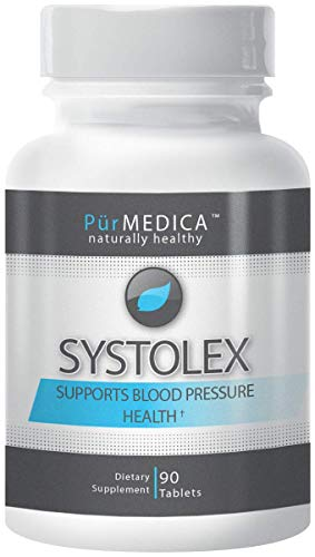 Medical Doctor Certified Systolex - Blood Pressure Supplement