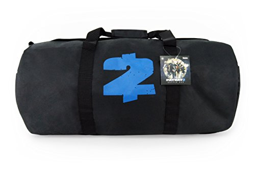 Payday 2 Duffle Bag 2USD Logo (Electronic Games)