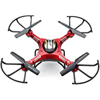 KOOZIMO JJRC H8D 6-Axis Gyro 5.8G FPV RC Quadcopter Drone HD Camera+Monitor+2 Battery