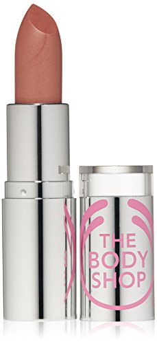 The Body Shop Color Crush Shine Lipstick, Truly Madly Deeply, 0.12 Ounce (Shine Lipstick)