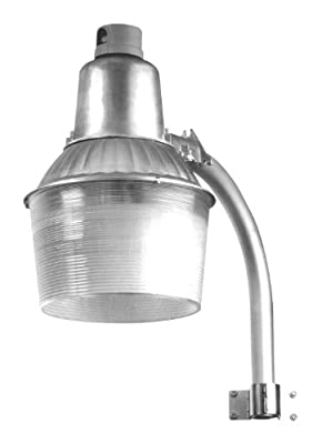 Howard Lighting DTDC-100-MH-120 120V 60 Hz Dusk To Dawn Commercial Lamp with Ul Listed Photocell and Photo Control Receptacle