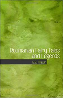 Book Roumanian Fairy Tales and Legends
