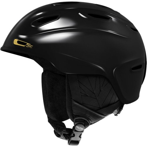 Smith Optics Arrival Helmet (Large/59-63-cm, Black Gold), Outdoor Stuffs