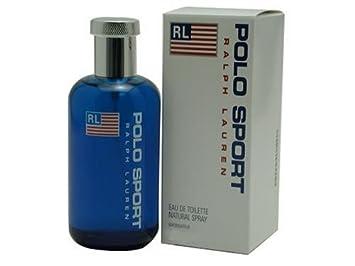 Polo Sport by Ralph Lauren for Men, Eau De Toilette Natural Spray, 1.3 Ounce