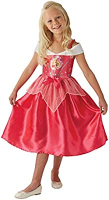 065dc11ca Rubie's Official Disney Princess Sleeping Beauty Aurora Childs Costume,  Toddler 2-3 years: Amazon.co.uk: Toys & Games