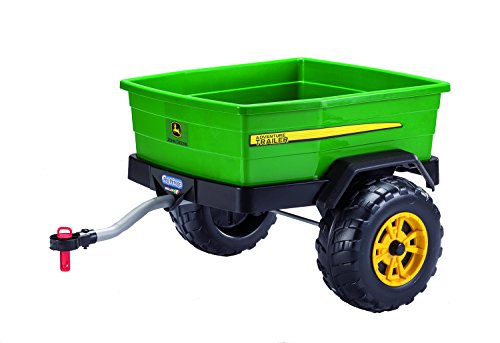 John Deere Adventure Trailer for Gator (Kids John Deere Wagon)