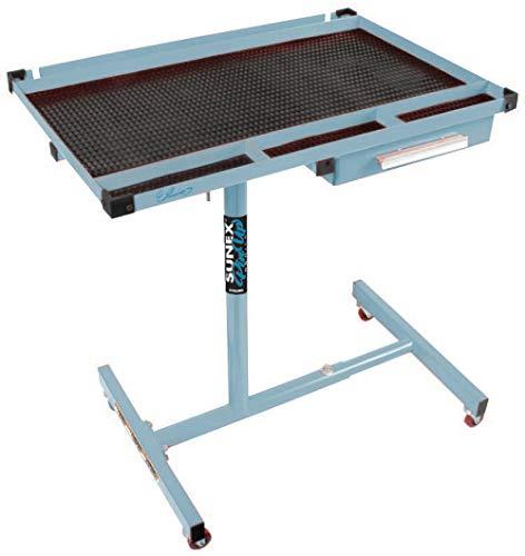 Sunex Tools 8019ELEANOR 8019 Pin Up Series Deluxe Work Table Eleanor Blue