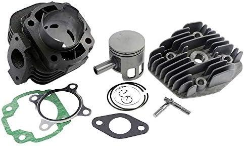 2extreme 70ccm Sport Zylinderkit Kompatibel Für Minarelli Cpi 12mm Roller Auto