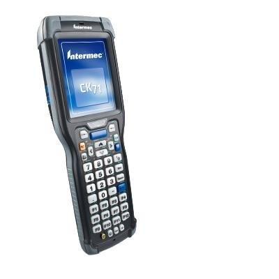 Intermec CK71 ordenador mó vil industrial 8,89 cm (3.5') 480 x 640 Pixeles Pantalla tá ctil 584 g Negro - PDA (8,89 cm (3.5'), 480 x 640 Pixeles, LCD, 65536 colores, 512 MB, RAM) 89 cm (3.5) CK71AB6MN00W1400