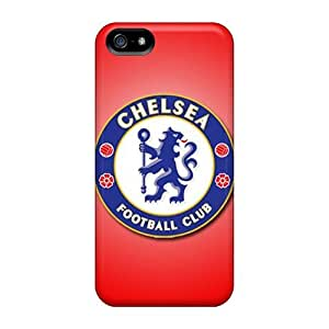 Hot New Chelsea Fc Case Cover For Iphone 5/5s With Perfect Design