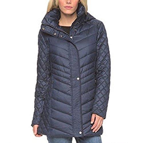 - Marc New York Ladies' Quilted Walker Jacket- Navy, Large